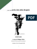 Seminario. La histeria cien años después [Philippe Julien].pdf