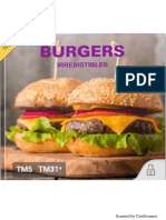 Burgers Irresistibles con Thermomix
