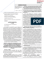 Decreto Legislativo Nº 1358