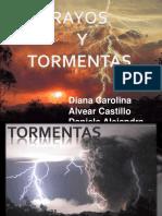 Expo Clima Tormentas y Rayos