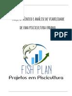 Tilápia Viabilidade ProjetoRELATÓRIO PARA O CLIENTE Fish Plan