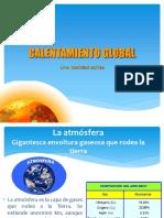 Efecto Invernadero y Calentamiento Global