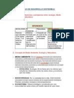 Trabajo de Desarrollo Sostenible Mariela.olarte