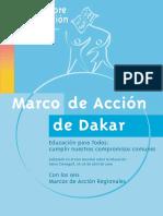 Marco de Accion de Dakkar.pdf
