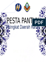 Backdrop (Pesta Pantun)