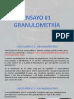 Clase #5 Laboratorio 1 - Granulometría E-mail