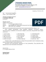 41- Surat Permohonan Kerjasama - Pt Supreme Decoluxe