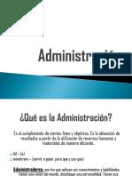 Administración-Presentacionclase