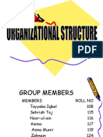 Org Structure