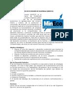 Ministerio de Economía de Guatemala