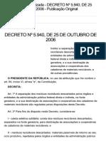 NBR 13969 Tanque Septico