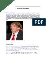 Inicios del modelo capitalismo en Chile