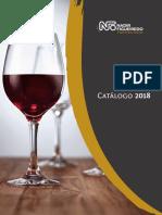 Catalogo Profissional 2018