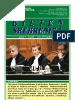 Bilten Srebrenica, broj 39, Udruženje Građana Žene Srebrenice