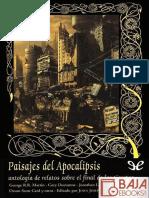 Paisajes Del Apocalipsis - AA. VV