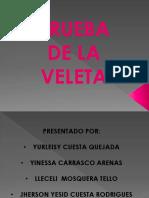 Pruba de La Veleta Diapositivs