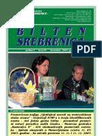 Bilten Srebrenica, broj 40, Udruženje Građana Žene Srebrenice