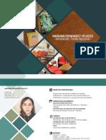 Mariana Fernández - Portfolio