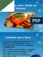 Alimentação No Inverno