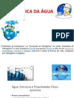 Bioquimica Da Agua