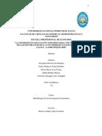 LA INVERSIÓN EN EDUCACIÓN UNIVERSITARIA CON EL RENDIMIENTO DE LOS ESTUDIANTES DE LA UNIVERSIDAD NA.docx