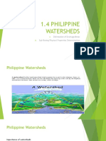 Philippine Watersheds