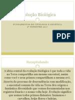 Aula 4 - Evolução Biológica.pptx