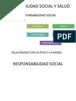 Resposabilidad Social y Salud