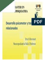 Desarrollo Psicomotor y Transtornos Relacionados