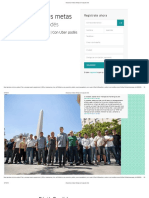 Alcanzá Tus Metas _ Maneja Con La App de Uber Pagina Completa