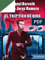 El Triptico de Dios - Miquel Barcelo Garcia