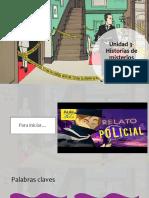 Octavo- Policial Clase 1