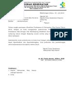 Surat Usulan Prasurvey
