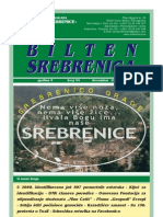 Bilten Srebrenica, broj 44, Udruženje Građana Žene Srebrenice