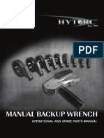 Backup Wrench Manual