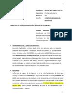 Expediente N° 911-2017 (contesta alimentos jamner mayta)