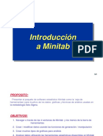 Introduccion Minitab Tisamatic Ppt