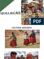 Presentación  Quechuas