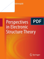 Perspectives in Electronic Structure
