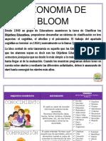 Taxonomia de Bloom[9160]