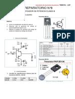 Preparatorio 8  Laboratorio de electronica de potencia