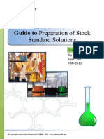chemiasoft - Guide To Preparation of Stock Standard Solutions (2011).pdf