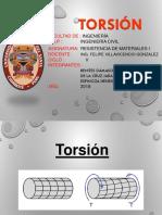 Clase Torsión RM
