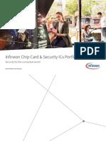 Infineon-Chip Card Security ICs Portfolio 2017-SG-V10 17-En