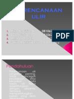Presentasi Elmes-perencanaan Ulir