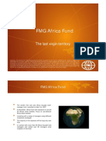 Fmg Africa Fund - Presentation