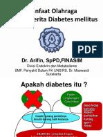 olahraga bagi pasien DM.pptx