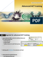 Appendix-Advanced ACT Training