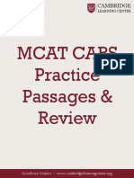 MCAT Biology PDF 1,000 MCAT Biology & Biochem MCQs & Passages by