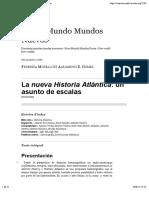 La Nueva Historia Atlantica(1)